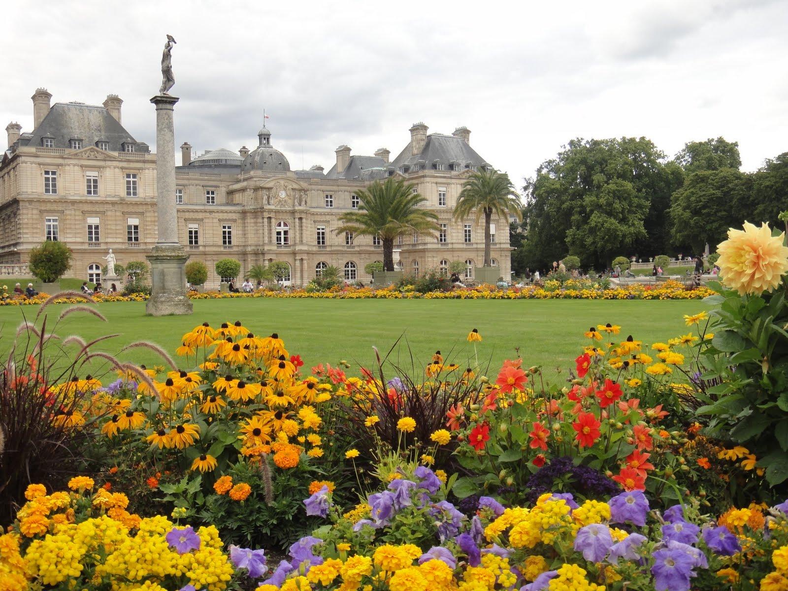 Conhe a o jardin du luxembourg em paris guia do estrangeiro for Jardin o jardin