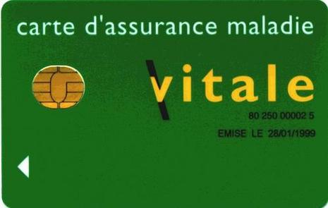 Como fazer a securité sociale na França carte d'assurance maladie