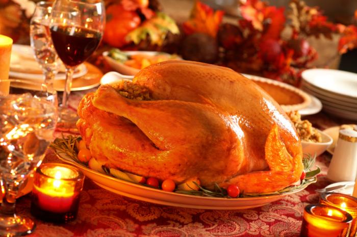 Dia de Ação de Graças (thanksgiving)