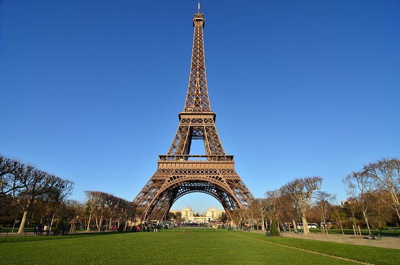 Resultado de imagem para TORRE EIFFEL – PARIS, FRANÇA
