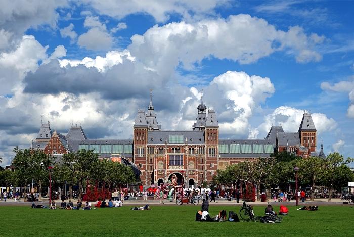 Amsterdam rijkmuseum museus em Amsterdam