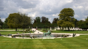 jardins mais românticos de Paris