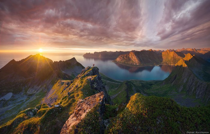 viajar para a Noruega