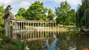 Paris par Arnaud jardins mais românticos de Paris