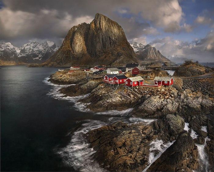 viajar para a Noruega vilarejos