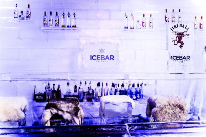 Orlando ice bar (bar de gelo)