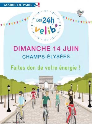 24h-velib-2015-sur-les-champs-elysees