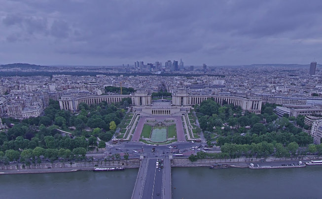 view Eifffel Tower