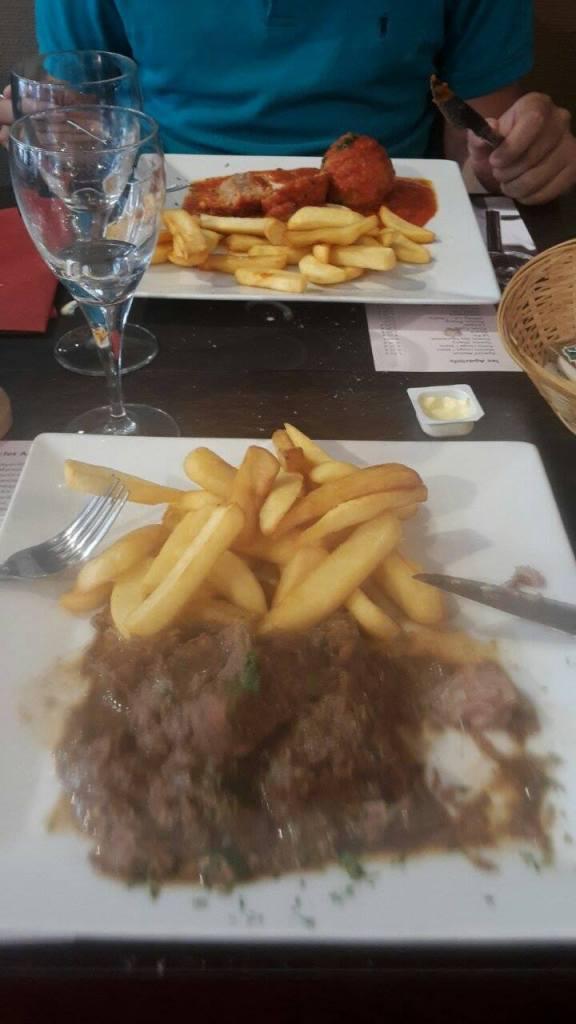 Batata frita é um dos símbolos da Bélgica