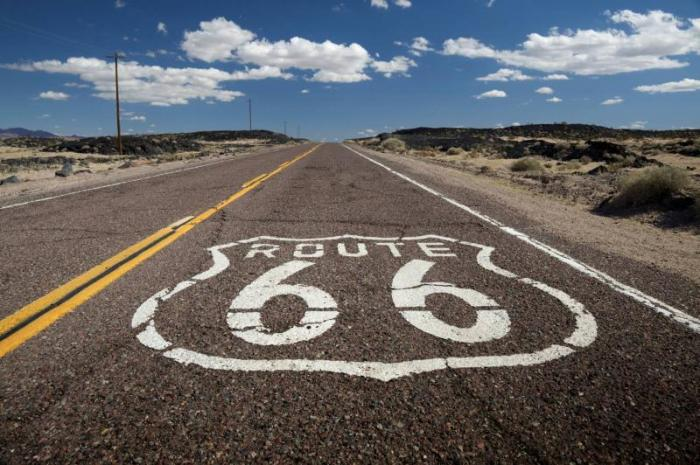 route 66 roadtrips nos Estados Unidos
