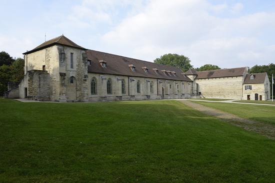 Abbaye et parc de Maubuisson