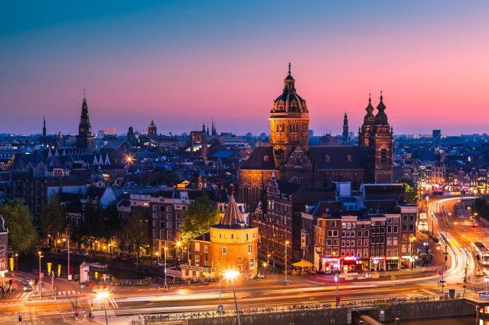 cidade de amsterdam